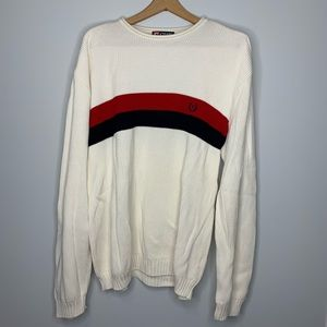 Chaps Ralph Lauren Striped Sweater